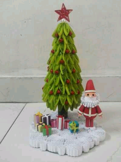 Quilling Christmas Tree Digin Your Market Is Here