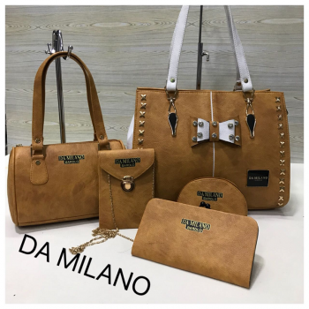 12006135a84 Its a perfect choice for your cart.. We sell all genuine product with best  quality and price to satisfy our valuable customer. Women s 5 In 1 Combo Of  Sling ...