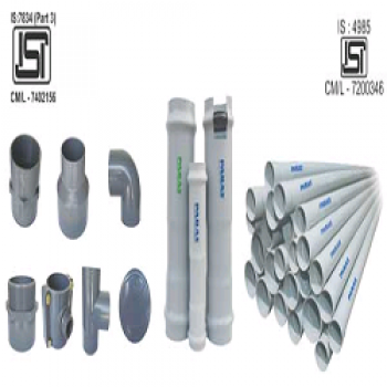 Paras Group Rigid PVC Pipes & Fittings | Digin - Your Market