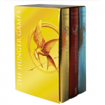 The Hunger Games Trilogy Book Boxed Set