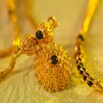 PNG Gold Mangalsutra Design 9