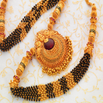 PNG Gold Mangalsutra Design 15