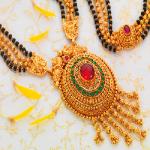 PNG Gold Mangalsutra Design 16