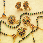 PNG Gold Mangalsutra Design 19
