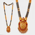 PNG Gold Mangalsutra Design 39