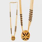PNG Gold Mangalsutra Design 40