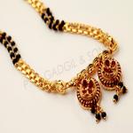 PNG Gold Mangalsutra Design 50
