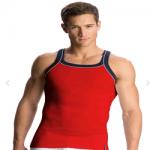 Jockey Team Red Vest