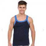 Jockey Navy Vest