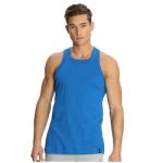 Jockey Neon Blue Basic Power Vest