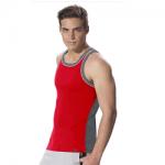 Jockey Team Red & Graphite Fashion Power Vest