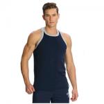Jockey Navy & Grey Melange Fashion Power Vest.
