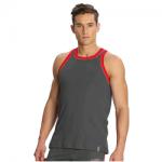 Jockey Graphite & Team Red Fashion Power Vest.