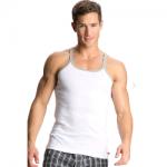 Jockey White Metro Fashion Vest