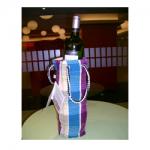 Handmade Wine Jute Bag
