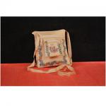 Silk Snider Hanging Madhubani Bag