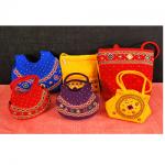 Small Handbags Thread Work