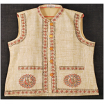 Madhubani Work Cotton Jacket