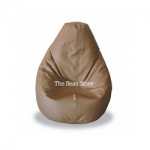 XL regular Bean bag Royal Sued D Stone