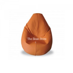 XL regular Bean bag Duster Orange