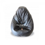 XL Premium Bean Bag Black Limited