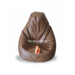XL Premium Bean Bag Light Brown