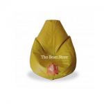 XL Premium Bean Bag Yellow