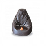 XL Premium Bean Bag Tan Brown
