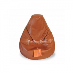 XL Premium Bean Bag Orange