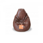 XL Premium Bean Bag Chestnut