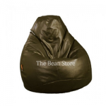 XL Premium Bean Bag-Tan Brown