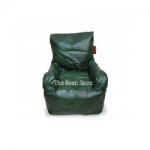 Bean Chair with Arms Premium Bottle Green