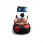 Soccer Bean Bag Premium XL