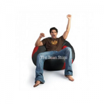 Soccer Bean Bag Premium L