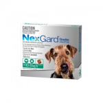 NexGard 3 Pack for Dogs 25-50 kgs