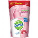 Dettol Skincare pH-Balanced Hand Wash Refill Pouch 185 ml