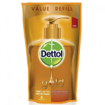 Dettol Gold Liquid Hand Wash Classic Clean Refill Pouch 185 ml