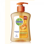 Dettol Re-energise pH-balanced Hand Wash Pump 225 ml
