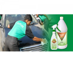 Eco Clean Green Care Premium Car Waterless Wash Liquid