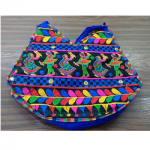 Embroidery Purse
