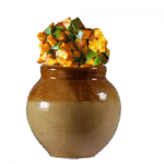 Handmade Matka Mango Pickle With Seed