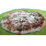 Cheese Onion Uttappa