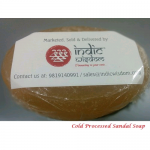 Cold Processed Sandal Soap