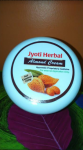 Jyoti Herbal Almond Cream 100gm  (Pack of 3)