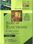 Basics of electronic Circuits