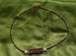 Charming Brown Beads Moti Mala