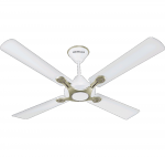 Havells White Leganza-4-Blade Decorative Ceiling Fan