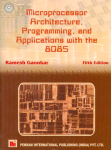 Microprocessor Architecture, Programming And Applications with The 8085 (With CD)