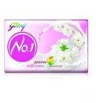 Godrej Jasmine & Milk Cream Soap 100 gm (Pack of 4)