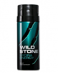 Wild Stone Hydra Energy Body Deodorant For Men